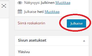 julkaise-wp